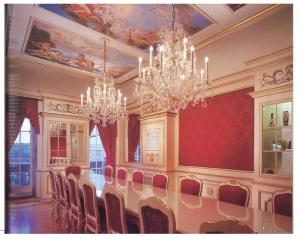 The Austrian room.