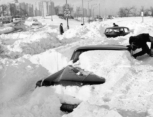 1967 Chicago Snow Storm
