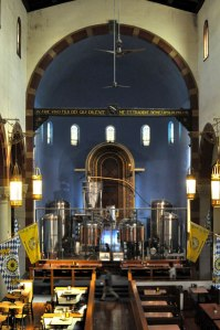 This church is a brewery.
