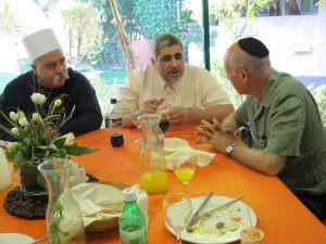 So, a rabbi, a priest, and an imam walk into a bar...